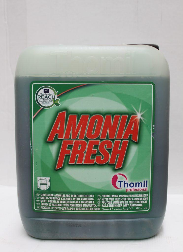 Limpiador amoniacal suelos