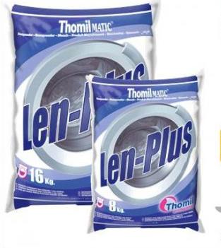 Detergente blanqueante uso general. thomil lavanderia