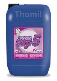 THOMILMATIC OXP5 Blanqueante oxigenado con  peracetico a baja temperatura lavanderia